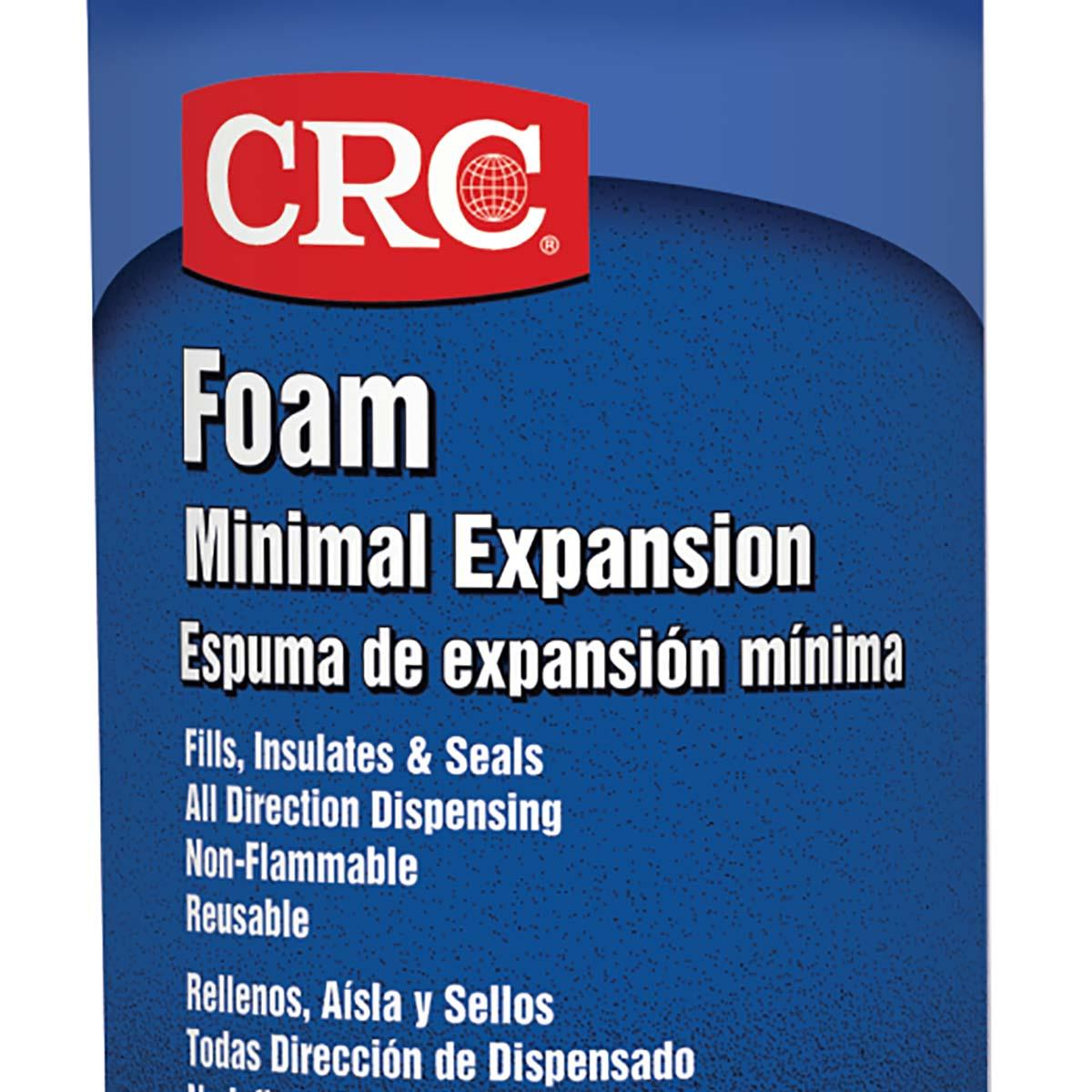 Minimal Expansion Foam, 12 Wt Oz