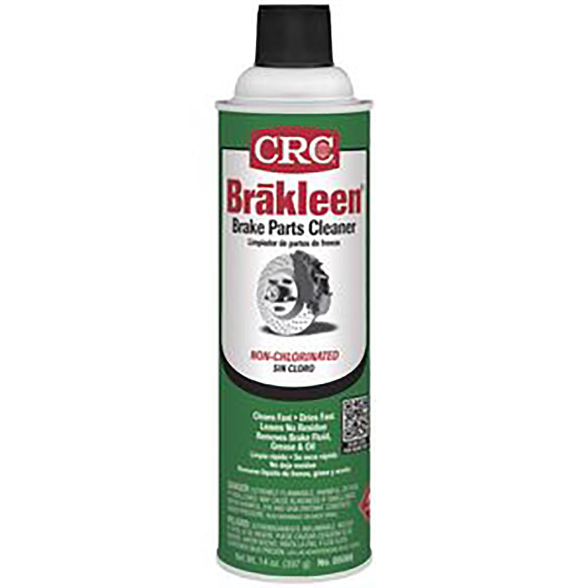 Brakleen® Brake Parts Cleaner - Non-Chlorinated, 14 Wt Oz