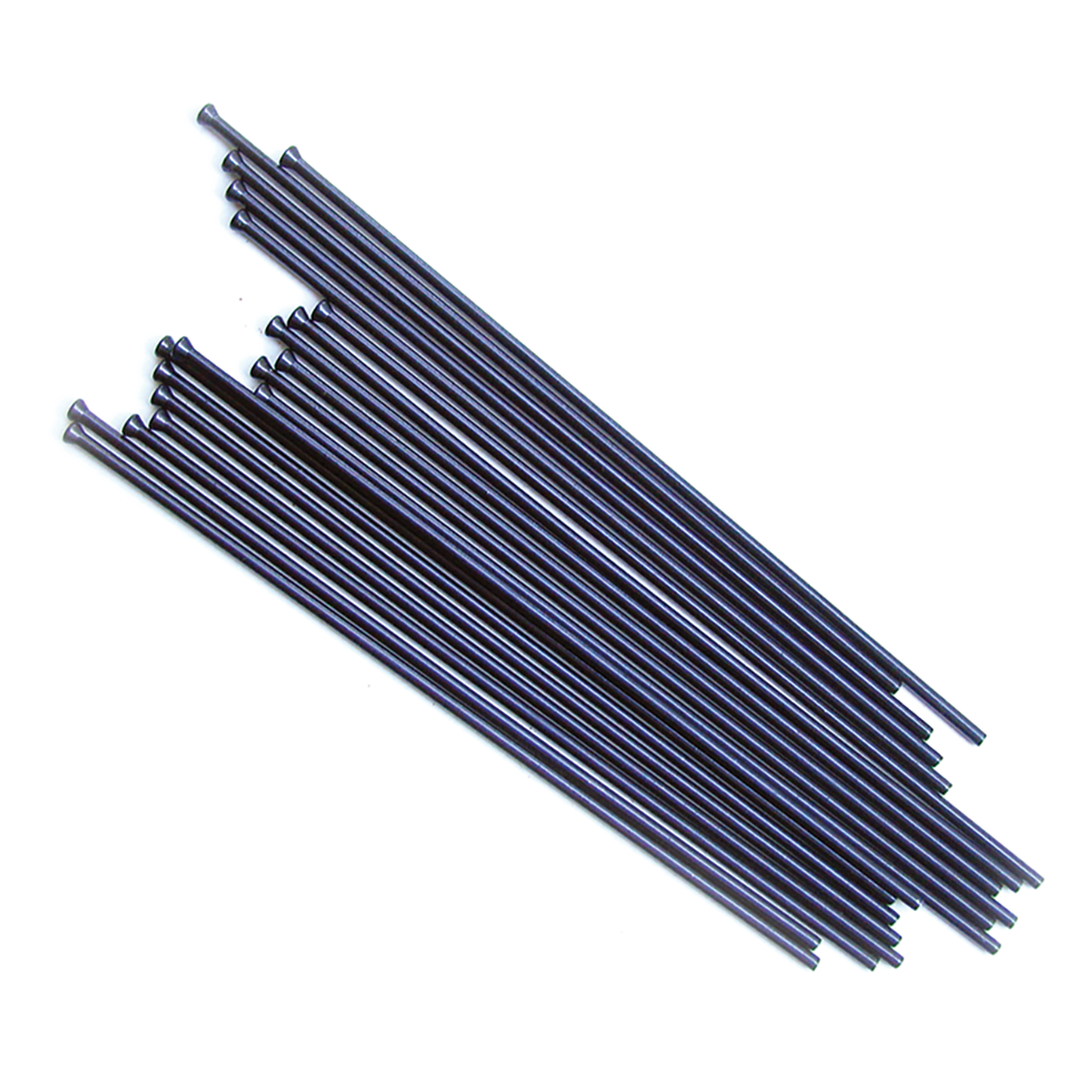 Set of 19 1/8-In Wide by 7-in Long Extended Steel Needles
