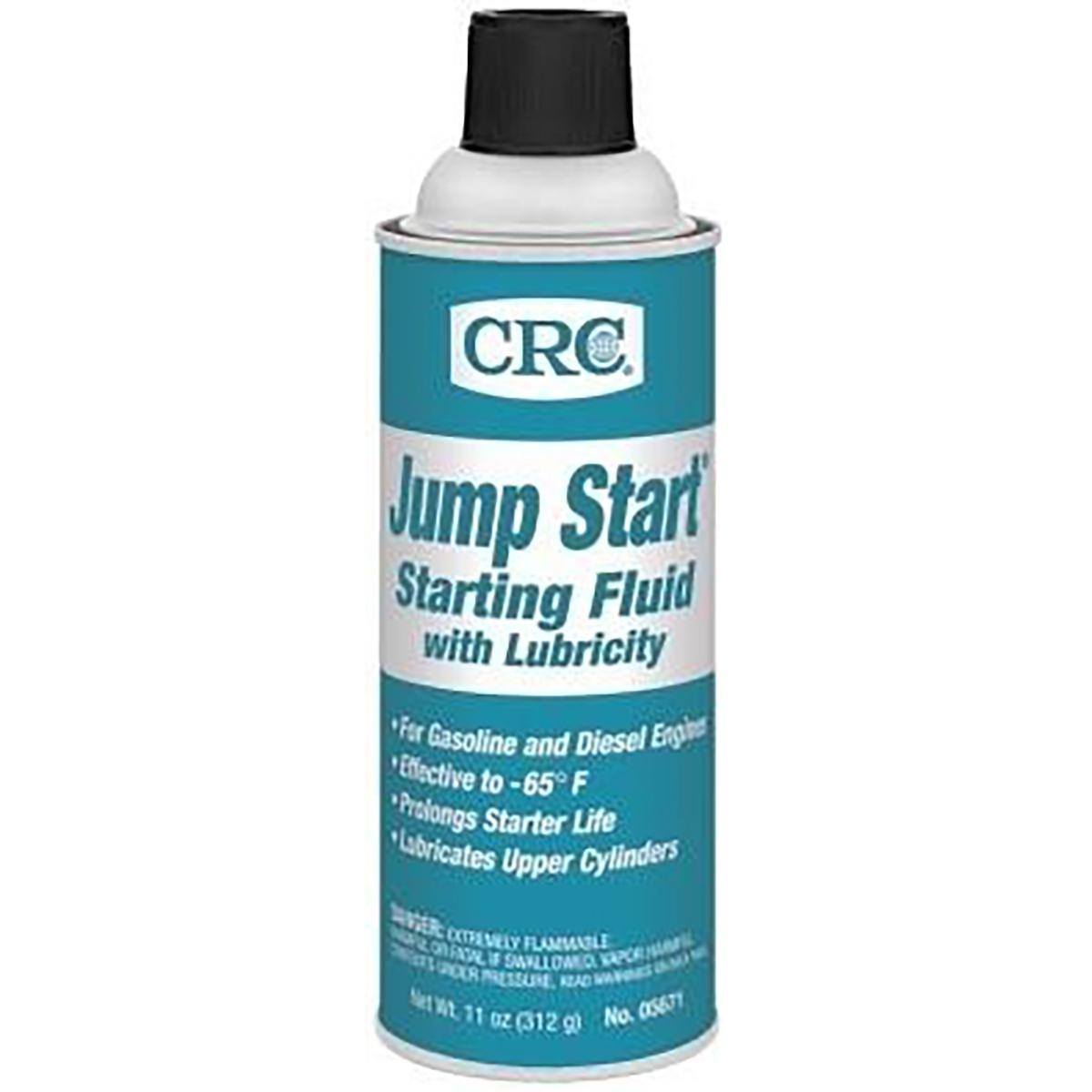 Jump Start® Starting Fluid with Lubricity, 11 Wt Oz