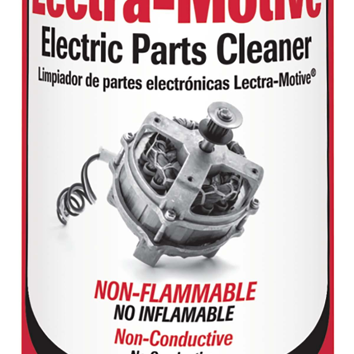 Lectra-Motive® Electric Parts Cleaner, 19 Wt Oz