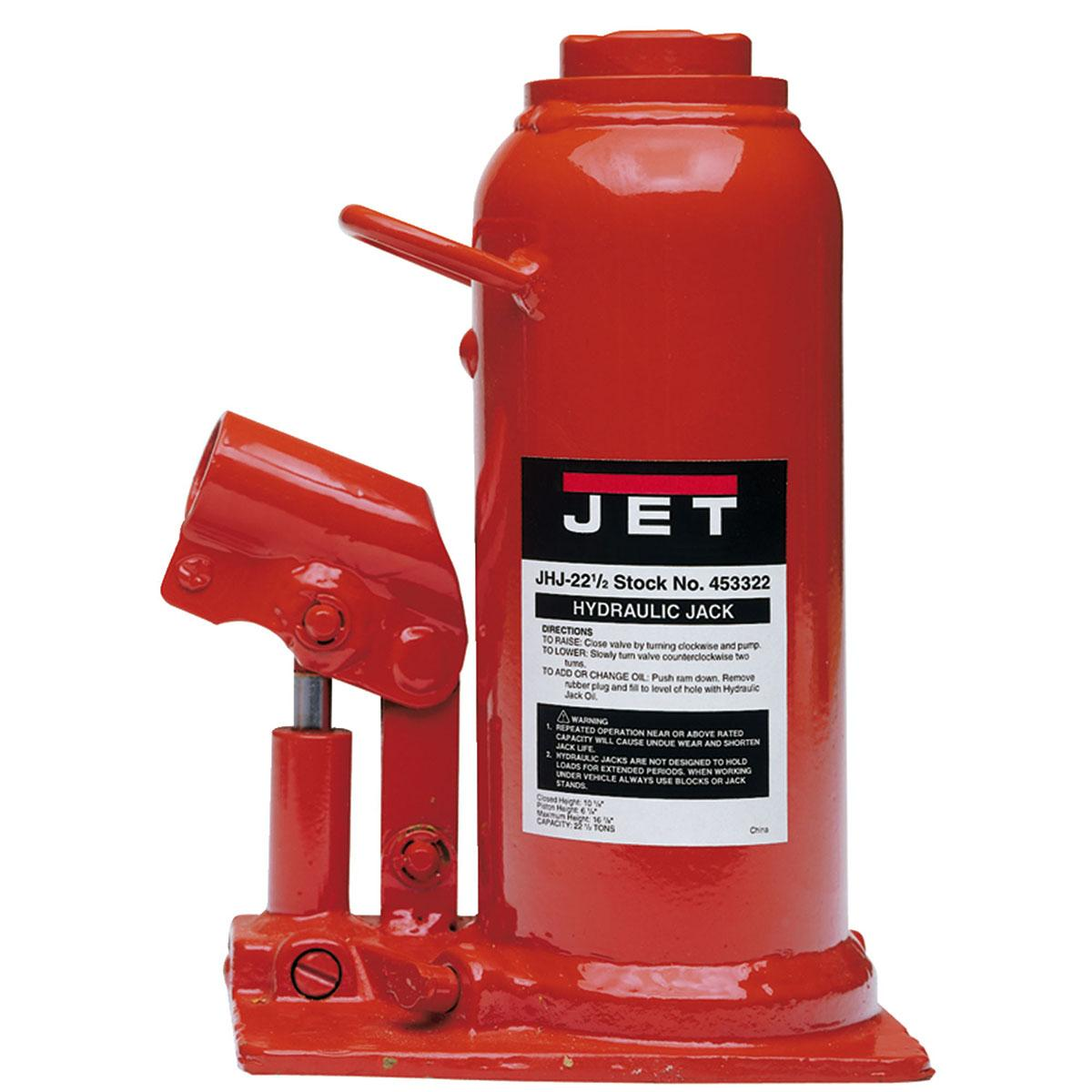 JHJ-22-1/2 22-1/2T HYD BOTTLE JACK