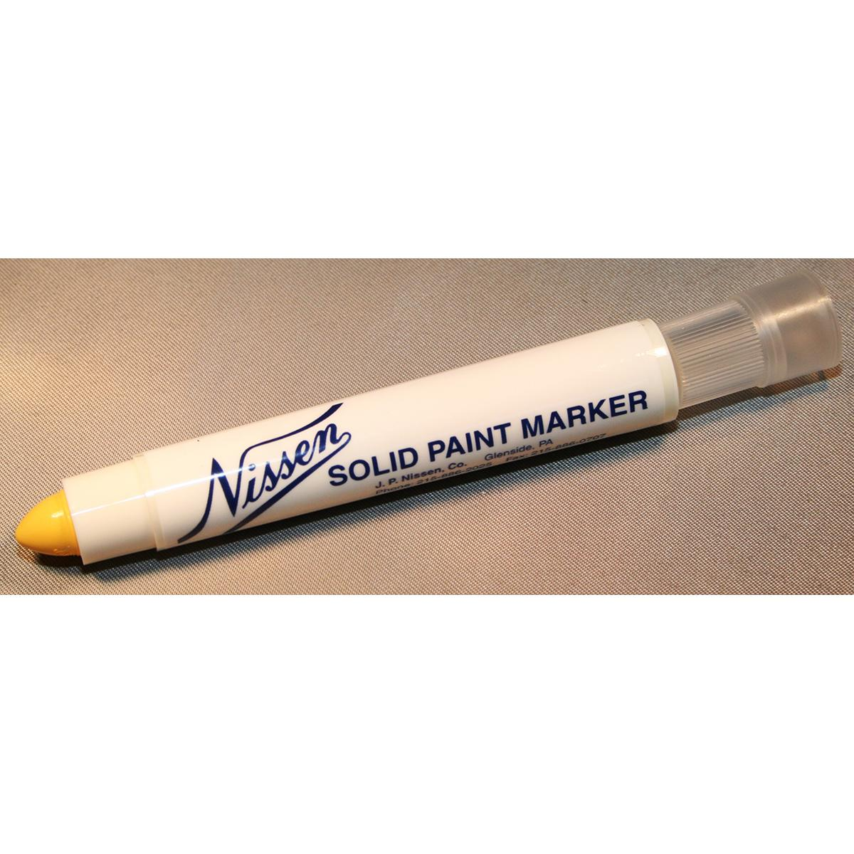 Solid Paint Marker Yellow