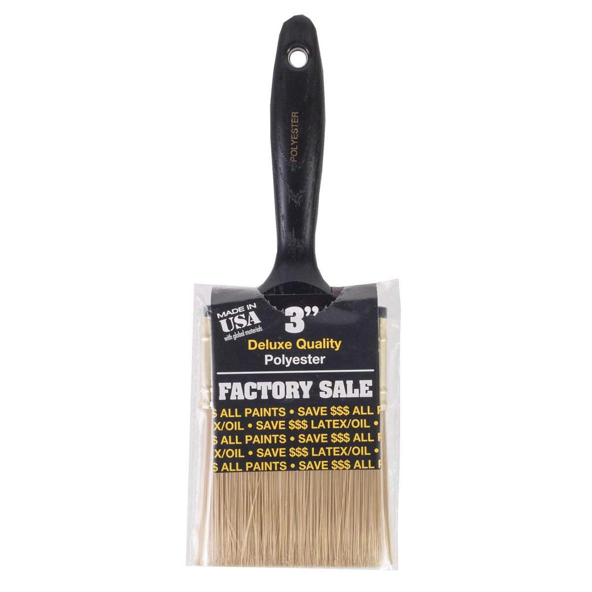 """3"""""""" Factory Sale Polyester paintbrush"""