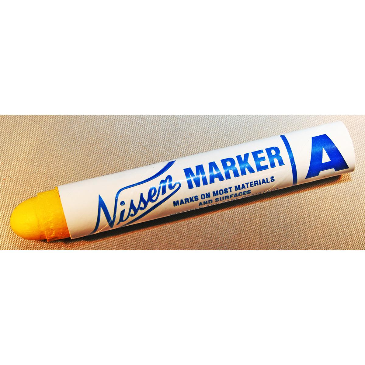 Marker A Yellow