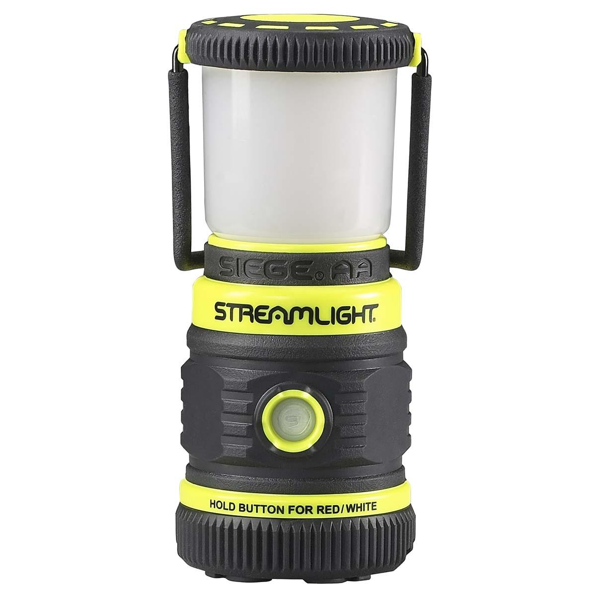 Streamlight Siege AA Magnetic Base Yellow 44943