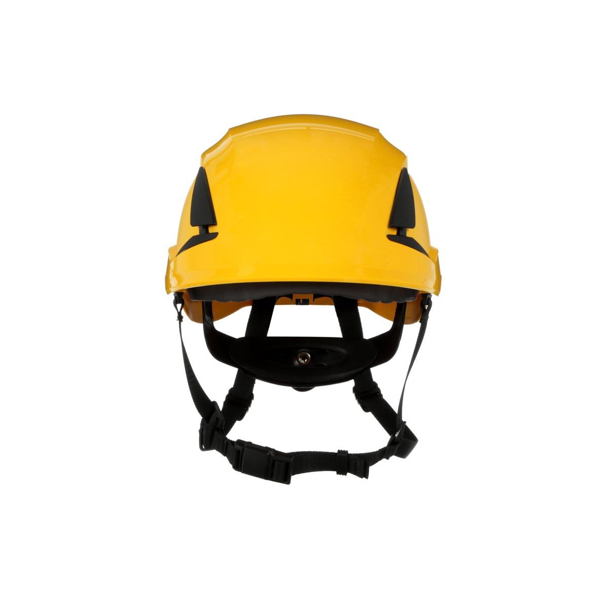 3M SecureFit Safety Helmet  X5002-ANSI   Yellow  10 EA/Case