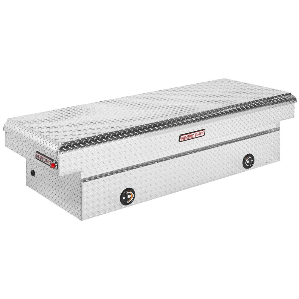 Saddle Box - Aluminum Extra Wide