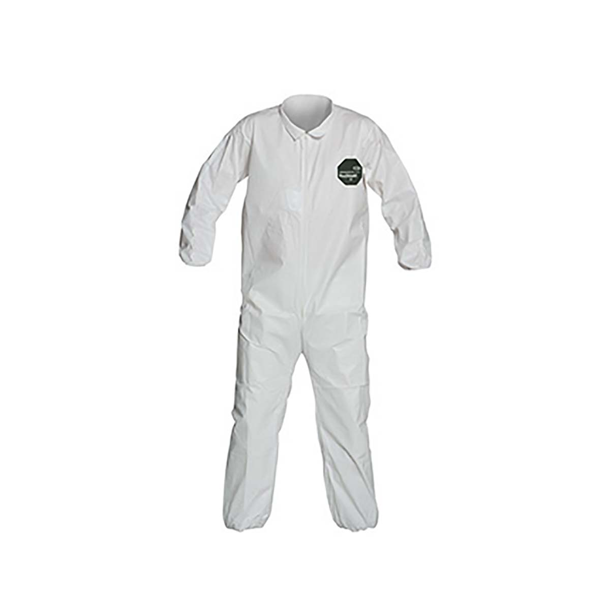 PROSHIELD® 50, COVERALL, ZIPPER FRONT, ELASTIC WRIST AND ANKLE, STORMFLAP
