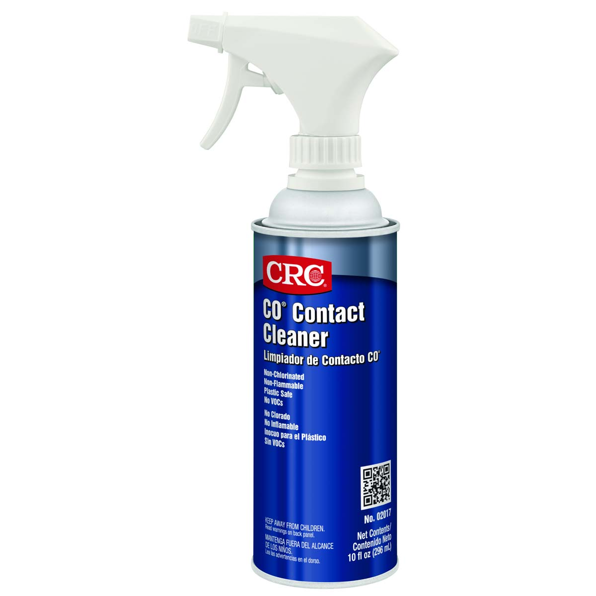 CO® Contact Cleaner, 10 Fl Oz