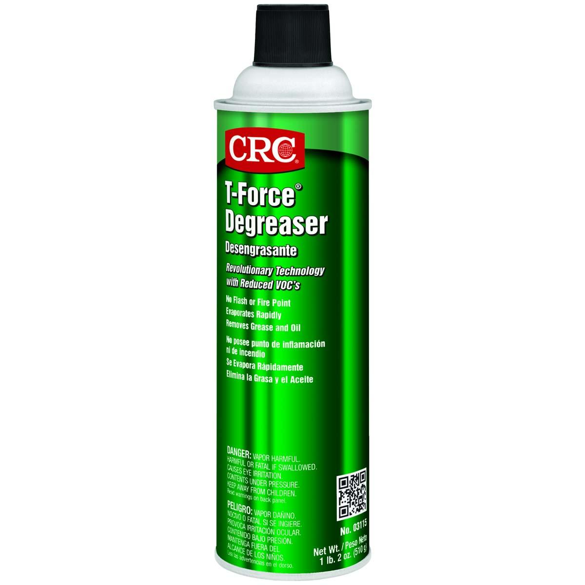 T-Force® Degreaser, 18 Wt Oz
