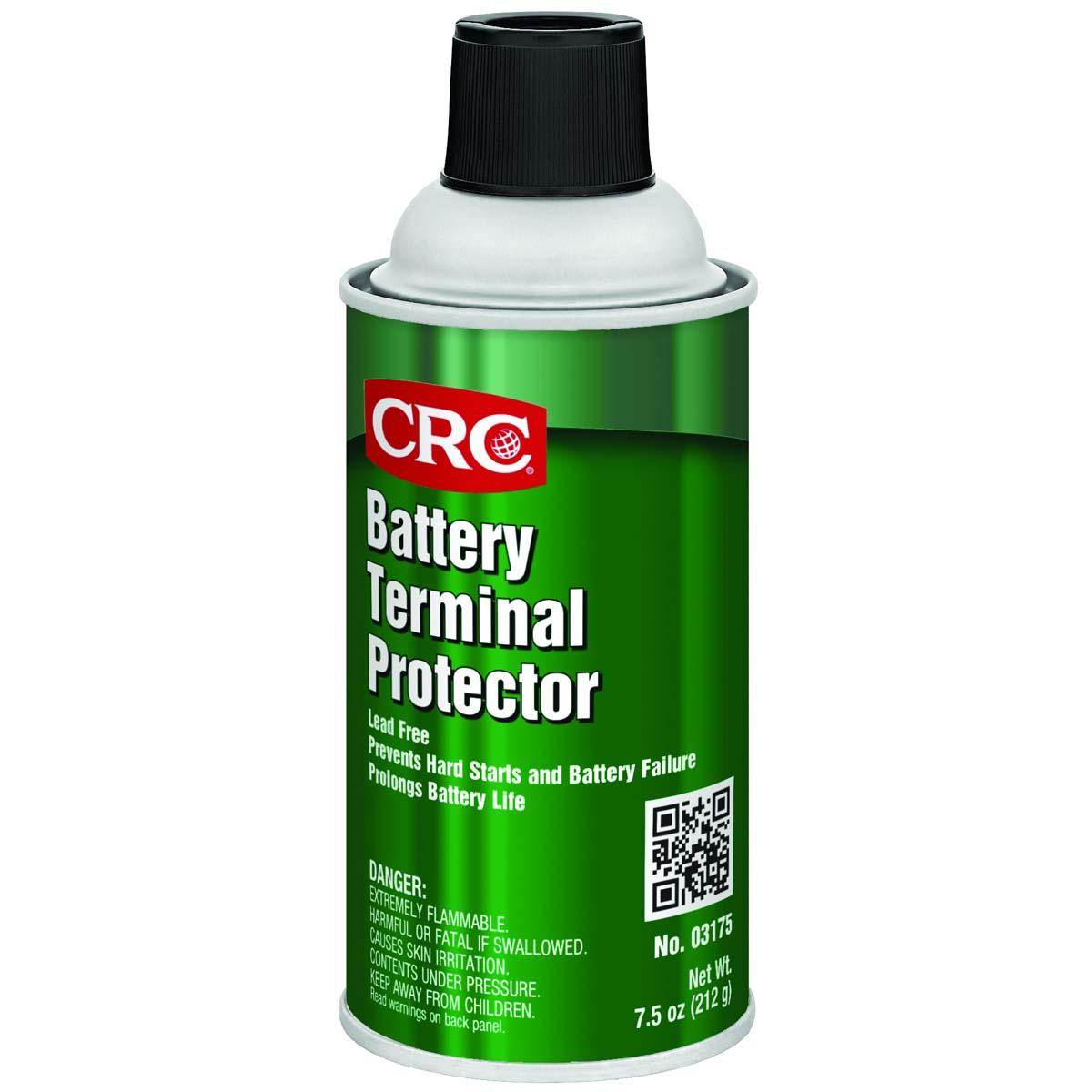 Battery Terminal Protector, 7.5 Wt Oz