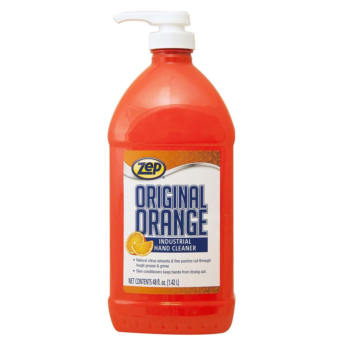 ZEP Orange Heavy-Duty Hand Cleaner