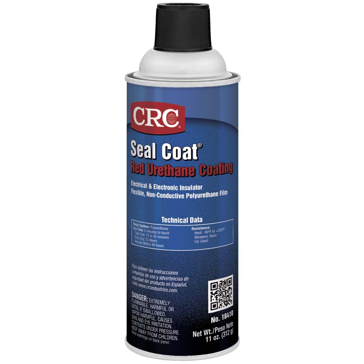 Seal Coat®Red Urethane Coating, 11 Wt Oz
