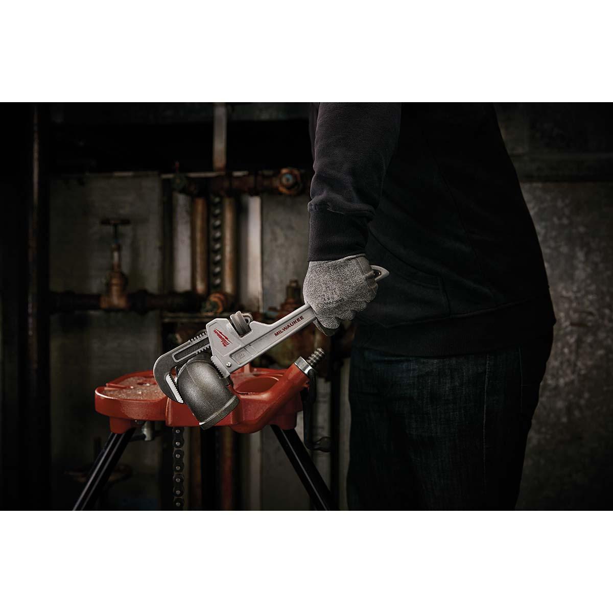 12 Aluminum Pipe Wrench