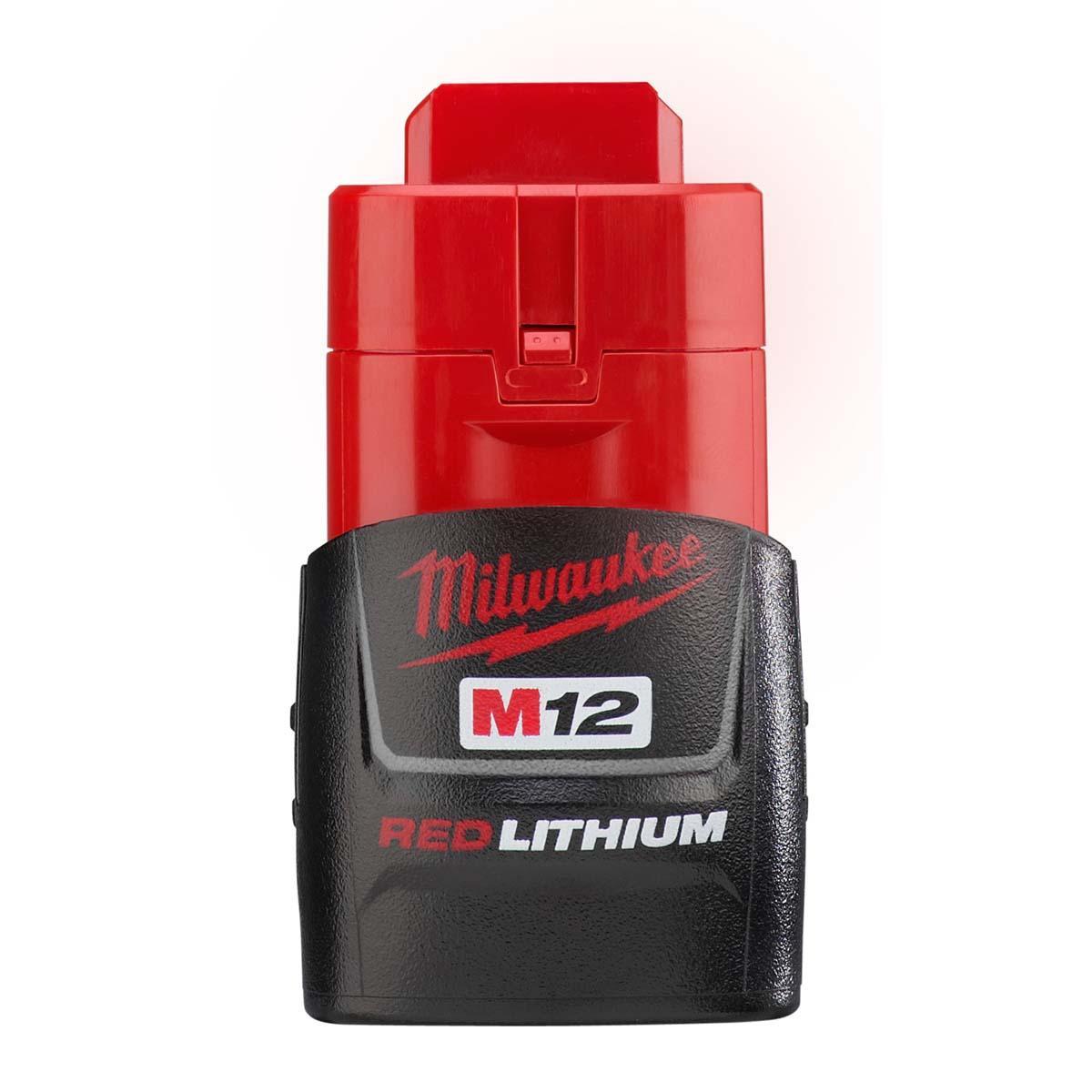 "M12â""¢ REDLITHIUMâ""¢ Battery"