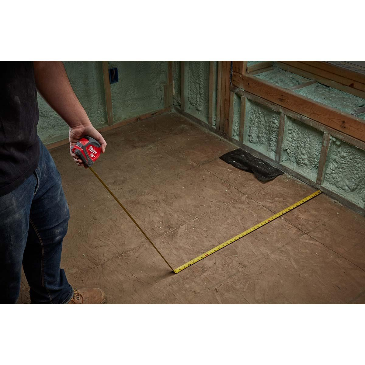 25' Compact Tape Measure