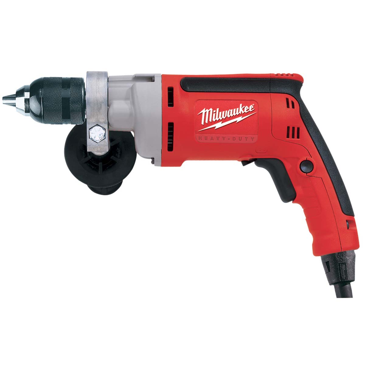 "1/2""  Magnum Drill, 0-850 RPM with All Metal Chuck and QUIK-LOK  cord"