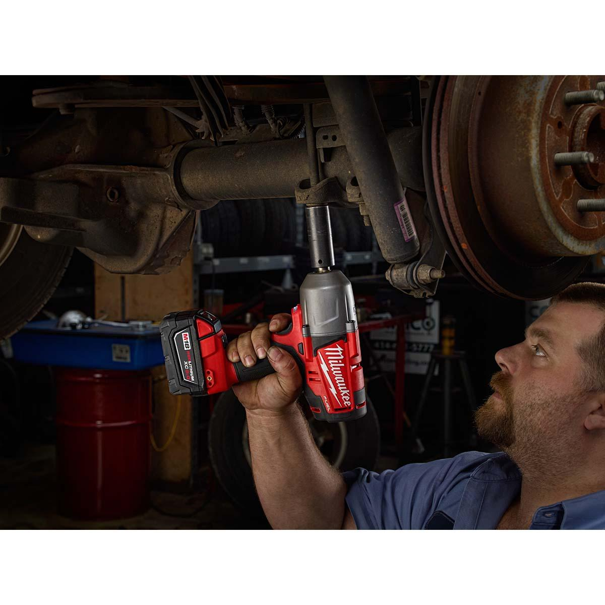 """M18 FUELâ""""¢ 1/2"""" High Torque Impact Wrench with Friction Ring Kit"""