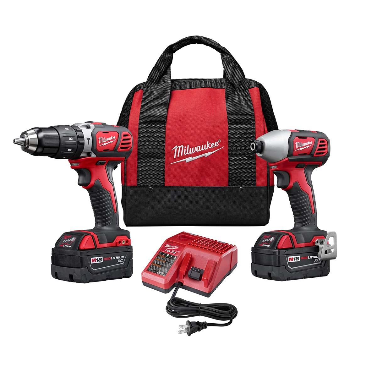 "M18â""¢ Cordless LITHIUM-ION 2-Tool Combo Kit"