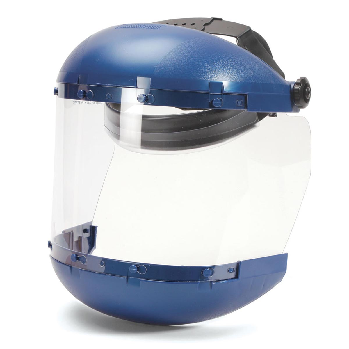 380 Series Face Shield with Chin Guard