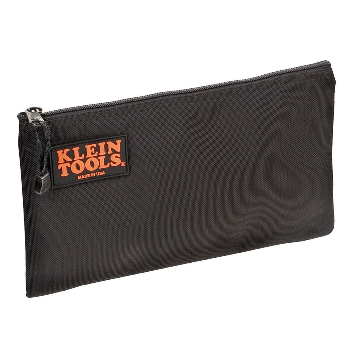 12-1/2-Inch Cordura Ballistic Nylon Zipper Bag