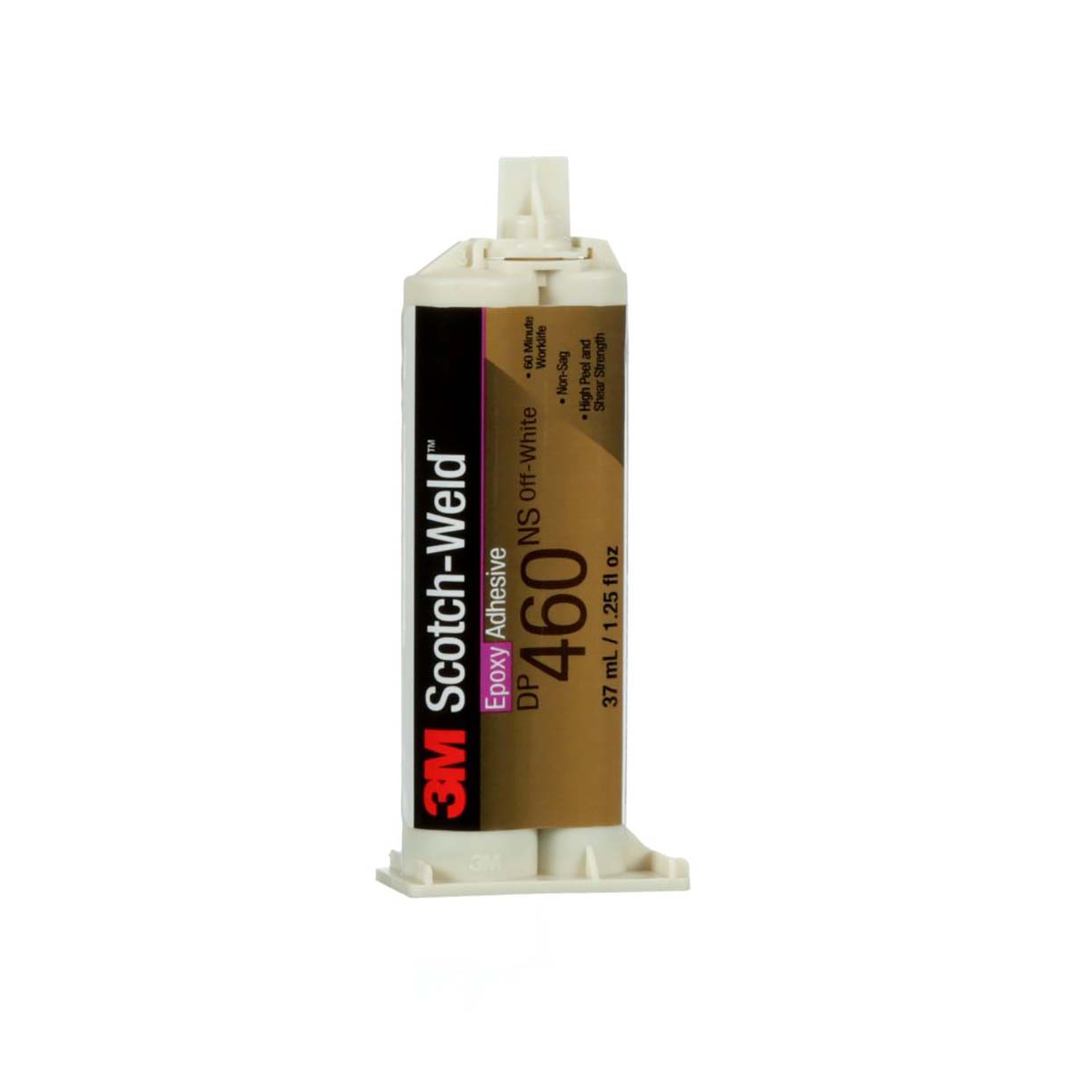 3M Scotch-Weld Epoxy Adhesive DP460NS Off-White, 50 mL, 12 per case