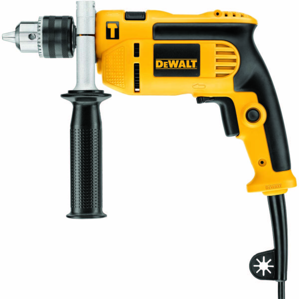 "1/2"" SINGLE SPEED HAMMER DRILL 7A"