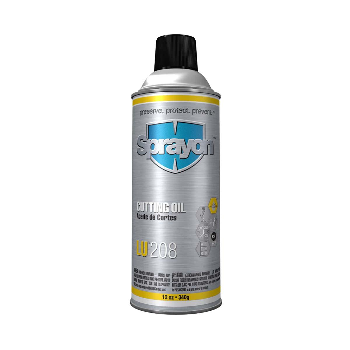 Sprayon Cutting Oil - Aerosol