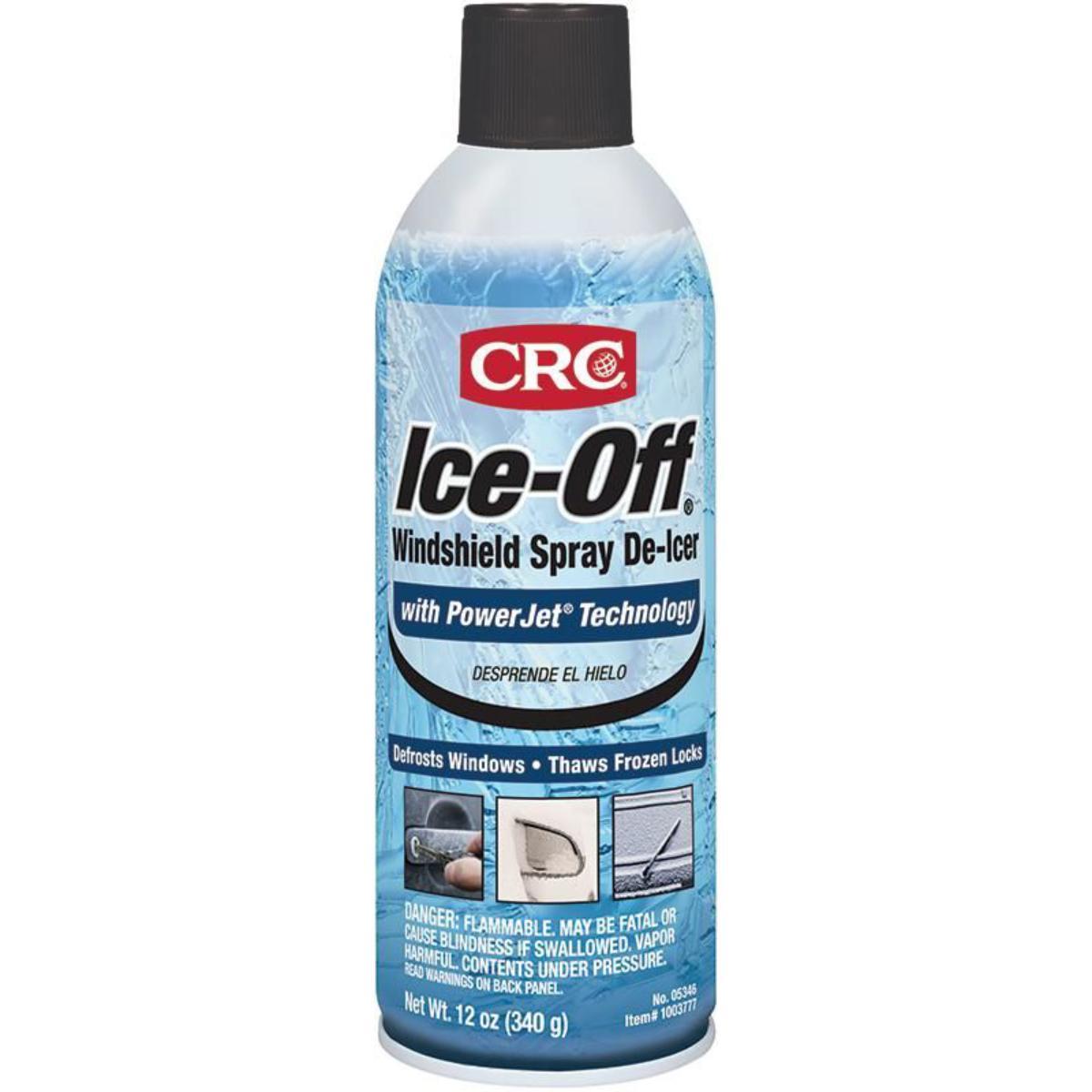 Ice-Off® Windshield Spray De-Icer, 12 Wt Oz