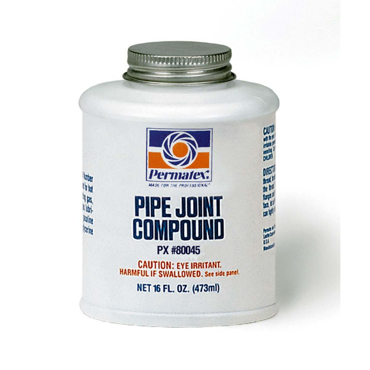 PERMATEX® #51 Pipe Joint Compound (N/A in California) - 16 oz. bottle  1 Each