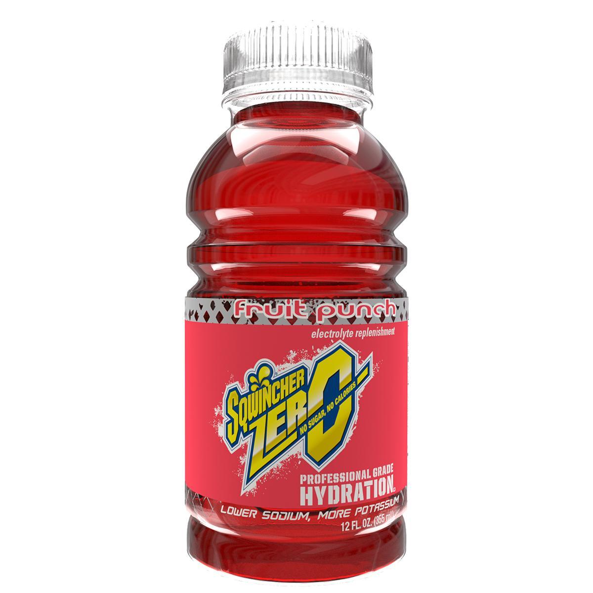 12oz Widemouth Zero RTD, Fruit Punch