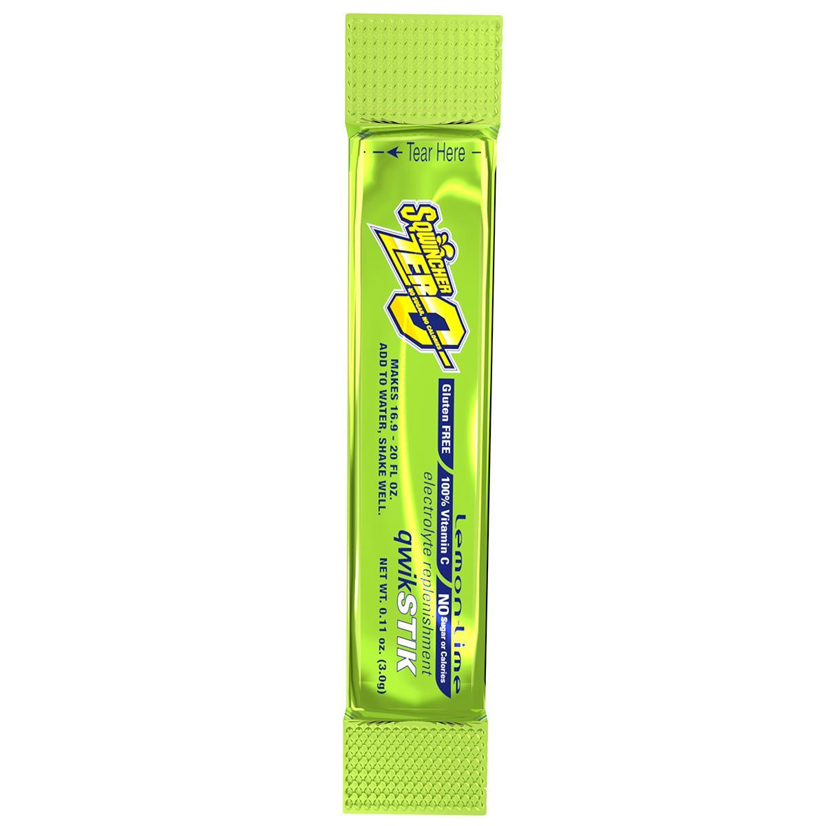 20oz Yield  Powder Single Serve  Zero  Lemon Lime