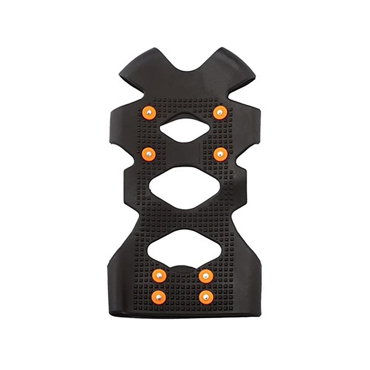 6300 L Black One Piece Ice Traction Device