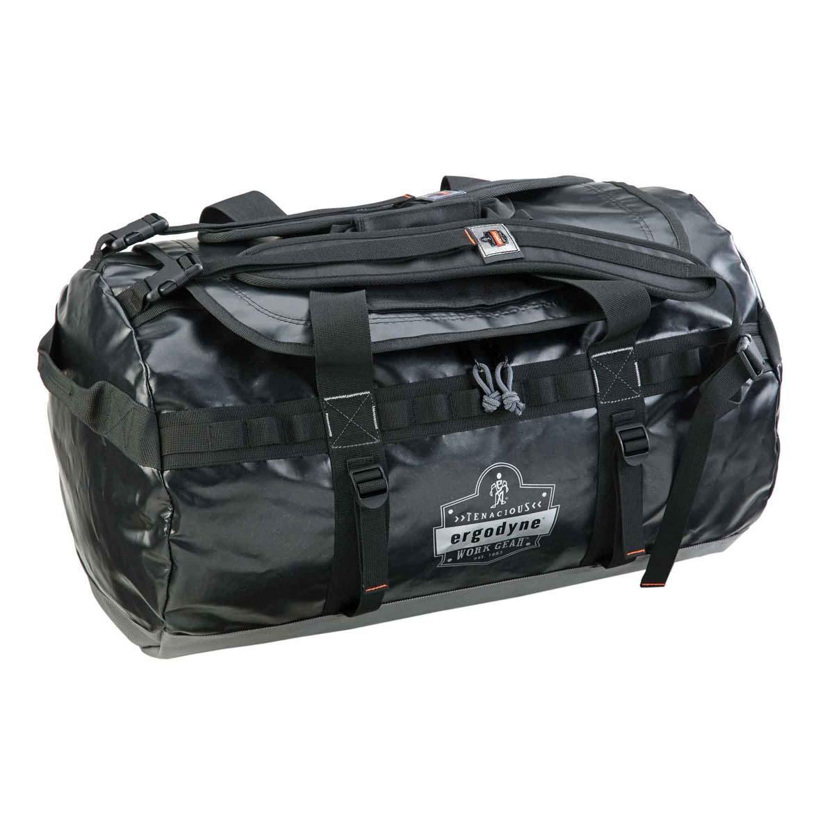 GB5030 S Black Water Resistant Duffel Bag
