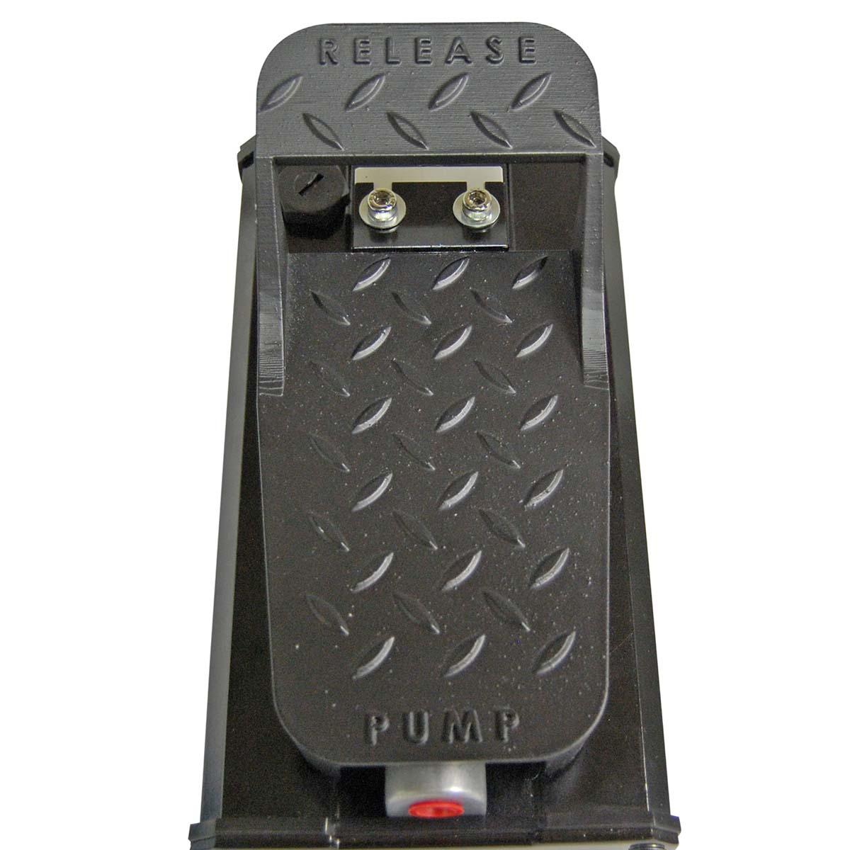 Power Pump Air/Hyd 90Cu.In. S/A Foot Pedal