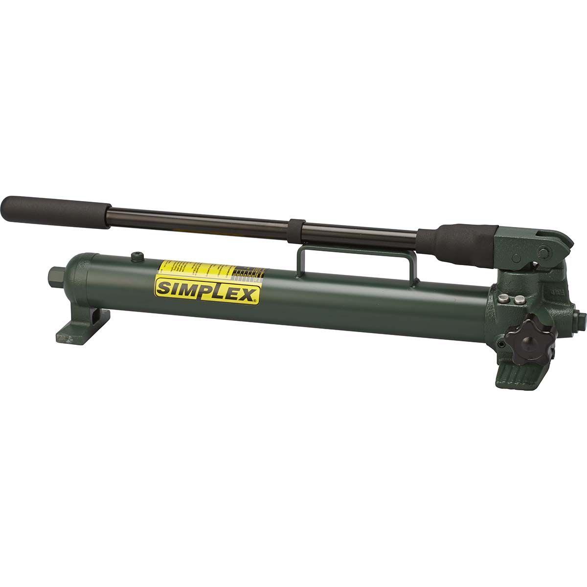 2 Stg 200/10K Psi 45Cu.In. Steel Hand Pump