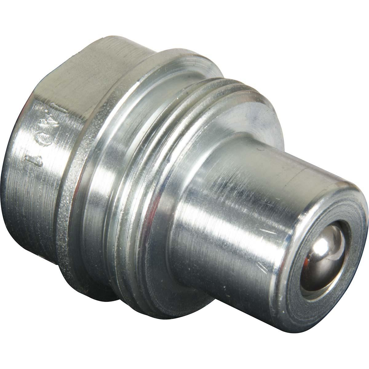 Hose Coupler Half With Dust Cap