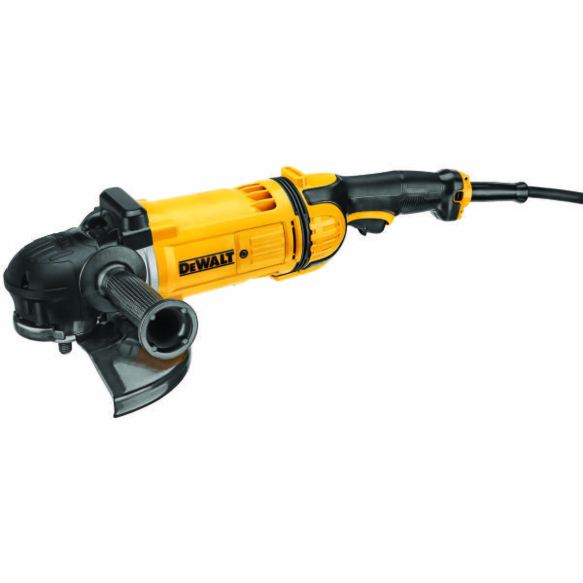 """1/2"""" SINGLE SPEED HAMMER DRILL 7A - 9"""" 6,500 rpm 4.5HP Angle Grinder, No lock on"""