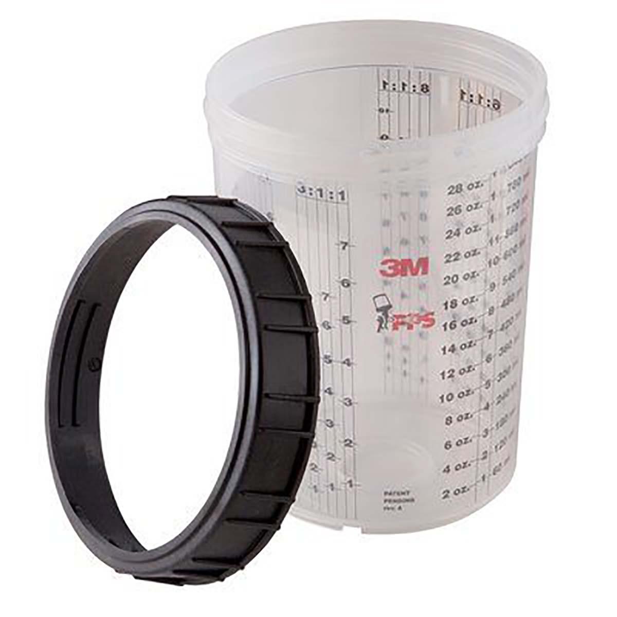 3M(TM) PPS(TM) Cup & Collar