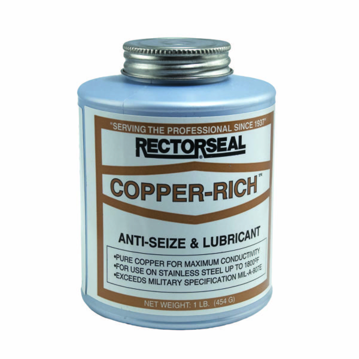 High temperature anti-seize and lubricant 1 lb. BTC