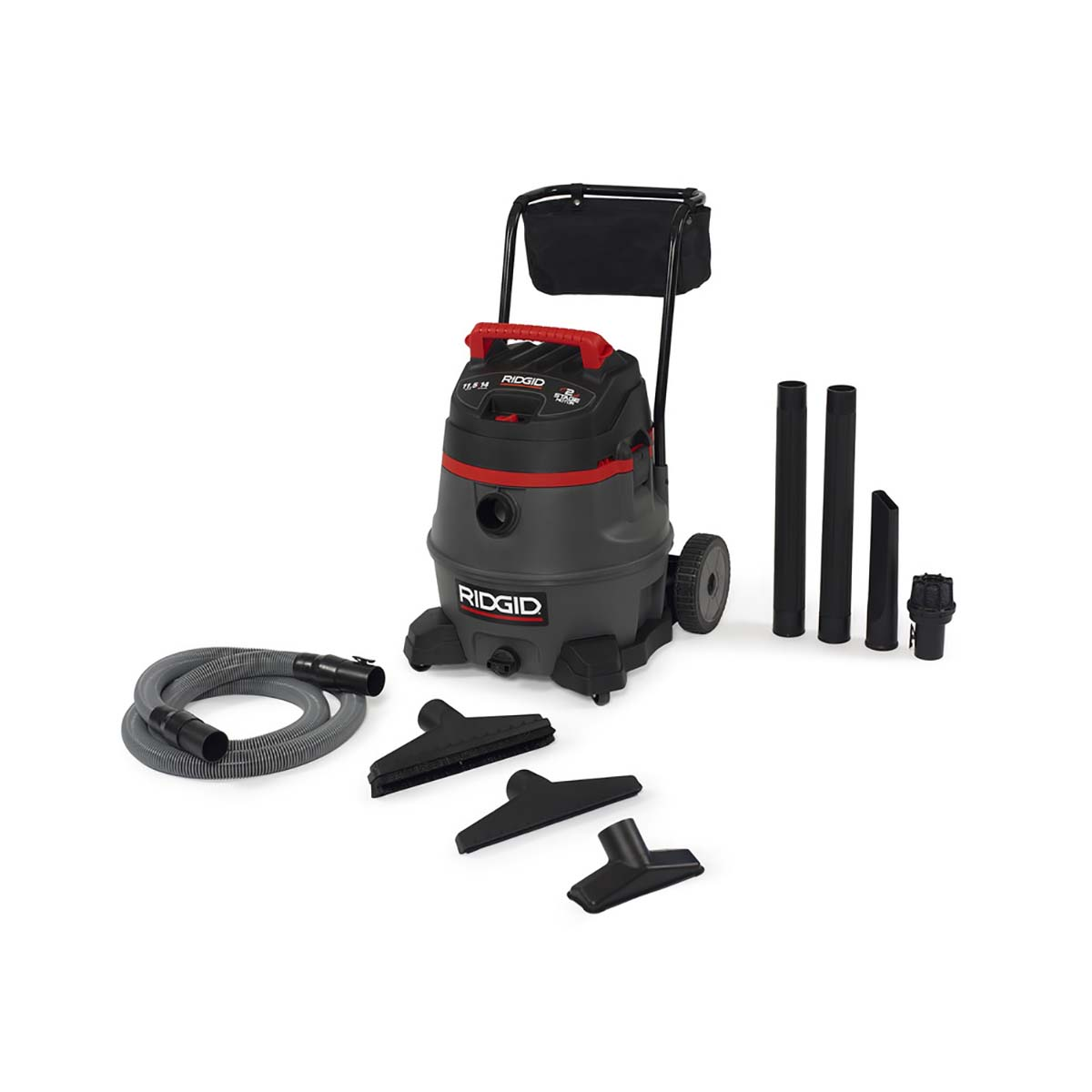 14 Gallon 2-Stage Wet/Dry Vac (RV2400A)