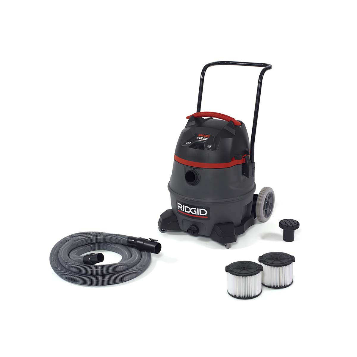 14 Gallon Smart Pulse Wet/Dry Vac (3410RV)
