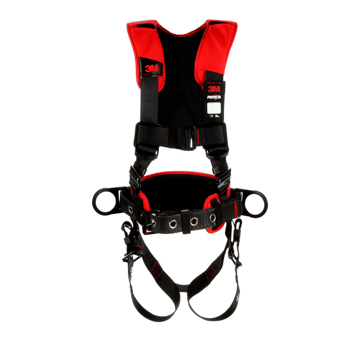 3M Protecta Comfort Construction Style Positioning Harness 1161205