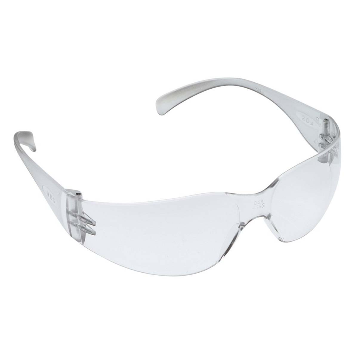 """3Mâ""""¢ Virtua Maxâ""""¢  Protective Eyewear 11510-00000-20 Clear Anti-Fog Lens, Clear Frame"""
