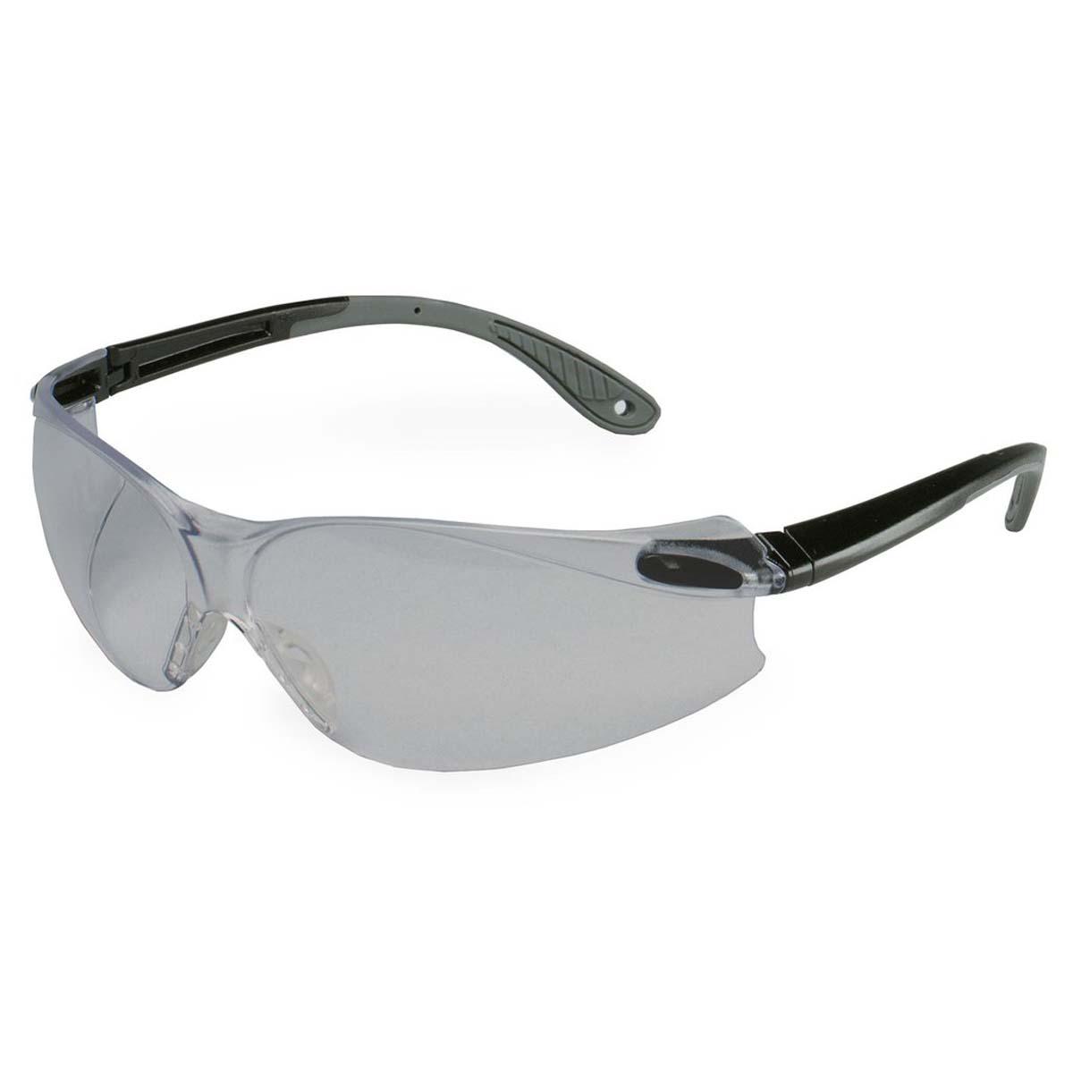 "3Mâ""¢ Virtuaâ""¢ V4 Protective Eyewear 11671-00000-20 Gray HC Lens, Black/Gray Temple"