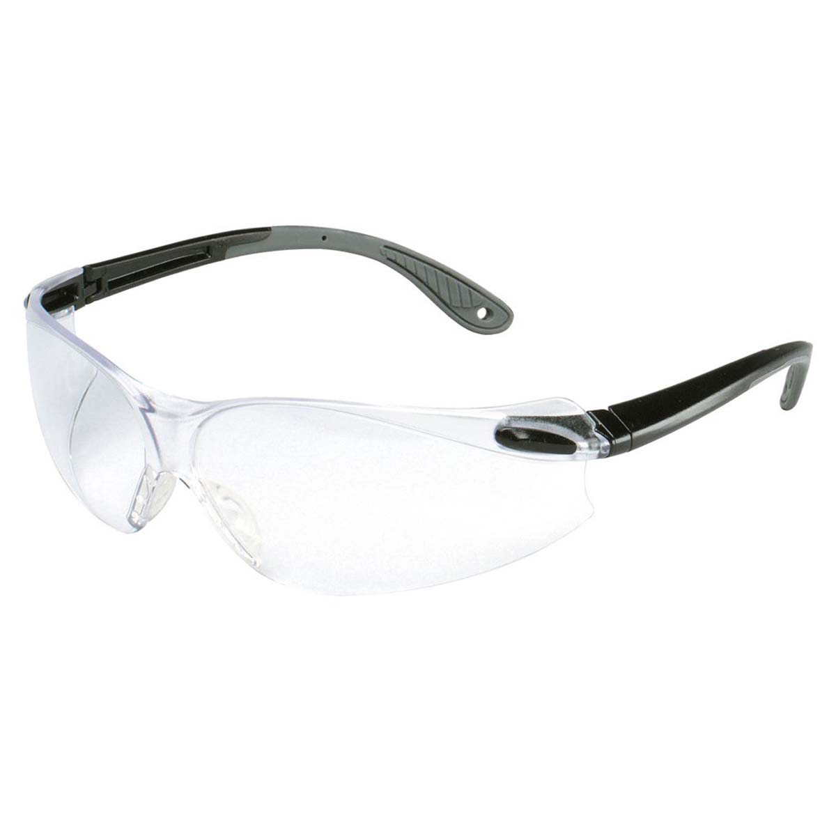 "3Mâ""¢ Virtuaâ""¢ V4 Protective Eyewear 11674-00000-20 I/O Mirror Lens, Black/Gray Temple"