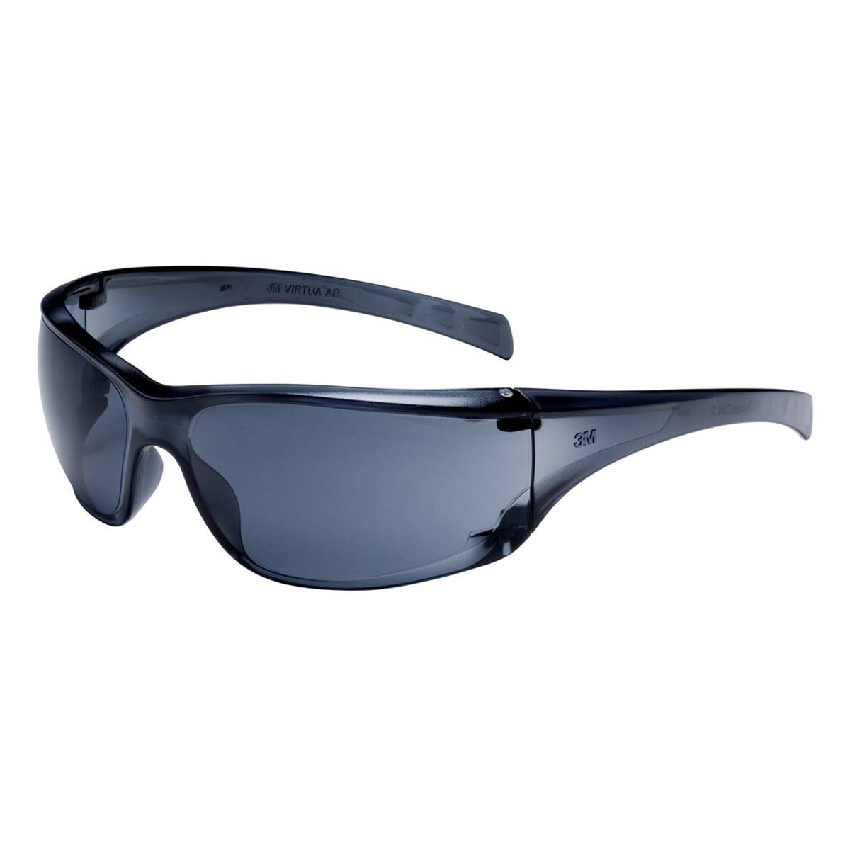 3M Virtua AP Protective Eyewear 11815-00000-20 Gray Hard Coat Lens,