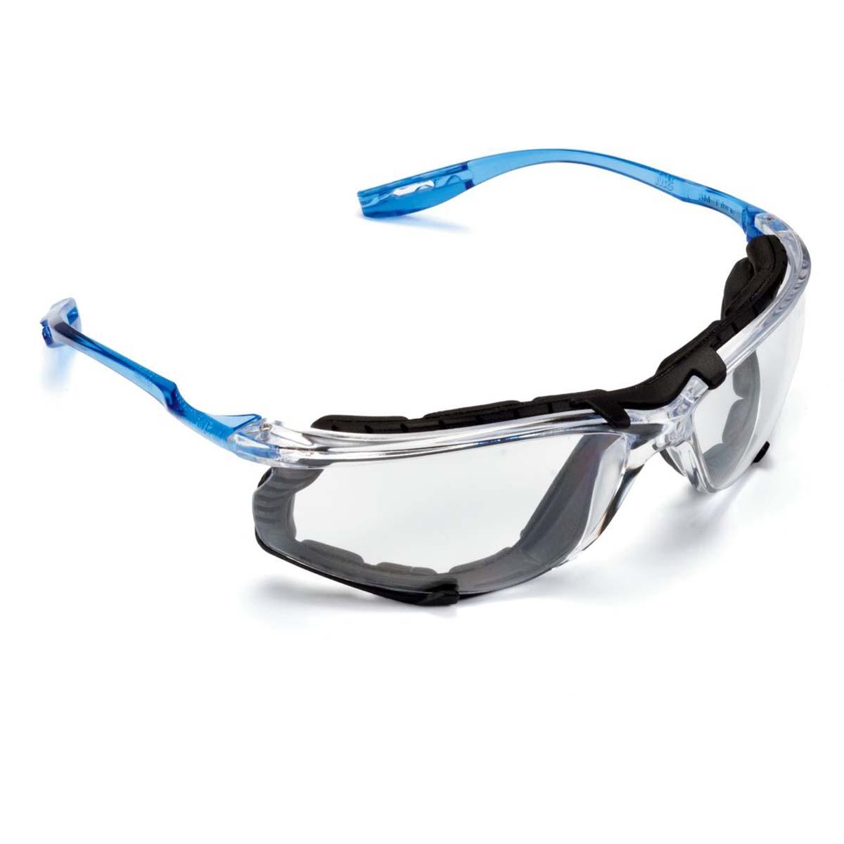 "3Mâ""¢ Virtuaâ""¢ CCS Protective Eyewear 11872-00000-20, with Foam Gasket, CLEAR Anti-Fog Lens,"