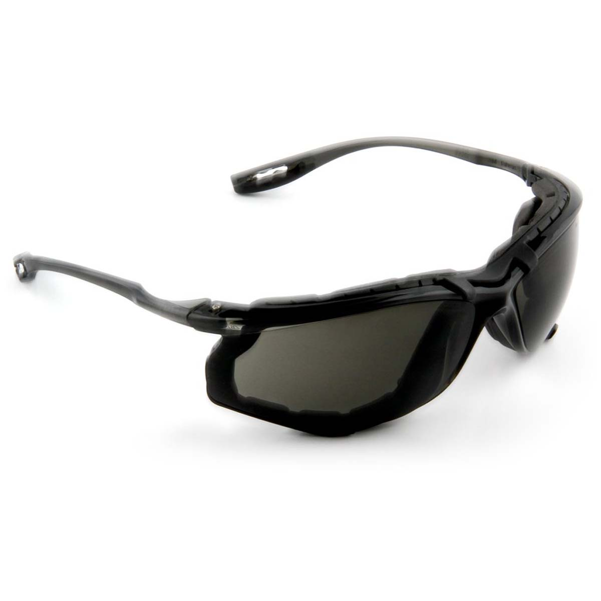 "3Mâ""¢ Virtuaâ""¢ CCS Protective Eyewear 11873-00000-20, with Foam Gasket,  GRAY Anti-Fog Lens,"